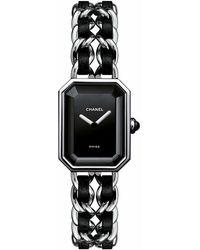 Chanel Premier Rock Watch - Noir