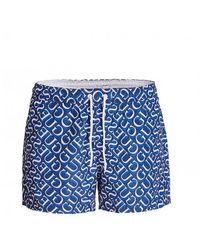 Silvian Heach Woven Shorts - Blau