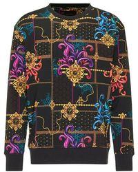 carlo colucci Sweater - Zwart