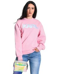 Karl Lagerfeld - Sweater - Lyst