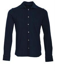 Circolo 1901 Casual Shirt - Blauw