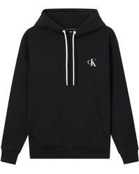 Calvin Klein Sweater J30j317670 - Zwart