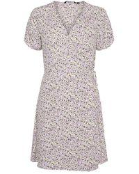 Vero Moda Wrap Dress - Meerkleurig