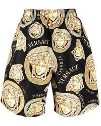 Versace Shorts Negro