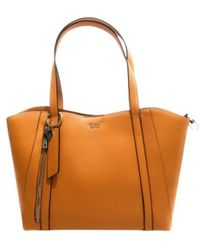 Guess Borsa Shopping Naya Tote Con Pochette B21gu92 - Oranje