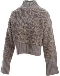 The Attico Sweater - Grijs