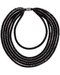 Emporio Armani Necklace - Zwart