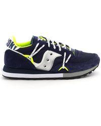 Saucony Jazz Dst Sneakers - Blauw