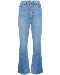 Rag & Bone Jeans Denim - Blauw