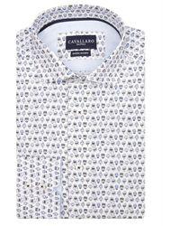 Cavallaro Pietro shirt - Blanc