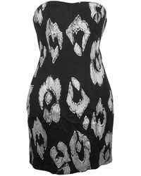 Dolce & Gabbana Pattern Dress - Noir