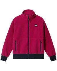 The North Face W' Fleeski Full ZIP Fleece - Multicolore