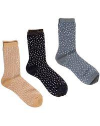 ONLY Socks - Rosa