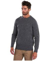 Barbour Tisbury Sweater Gris