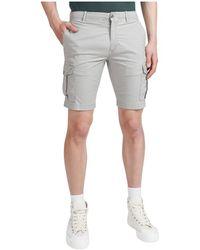 AT.P.CO Shorts - Grijs