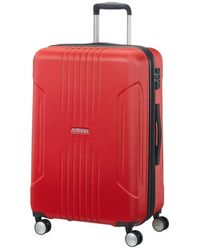 American Tourister Tracklite Spinner 67/24 Exp - Rood