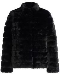 Michael Kors Ecological fur - Negro