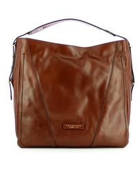 The Bridge Hobo Bag - Bruin