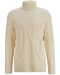 DRYKORN Oversized-Pullover - Neutre