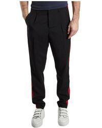 Essentiel Antwerp Macho Trousers - Zwart