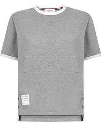 Diadora T-shirt - Grijs