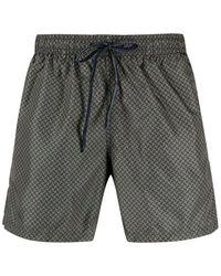 Drumohr Swim Shorts - Groen