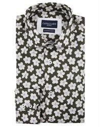 Cavallaro Shirt Rico - Noir