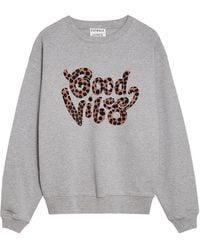 Catwalk Junkie - Sweatshirt Good Vibes Only - Lyst