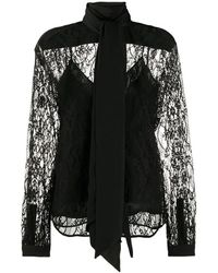 Givenchy Blouse - Zwart