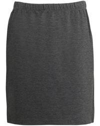 Basic Apparel Skirt - Grijs