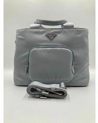 Prada Bag Gris