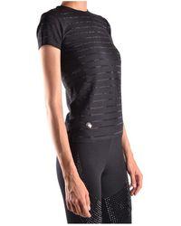 Philipp Plein Camiseta Negro