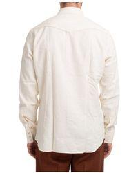 Lardini Shirt Blanco