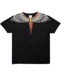 Marcelo Burlon T-Shirt ALI - Nero