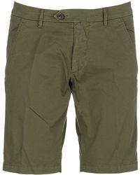 Roy Rogers Shorts - Verde