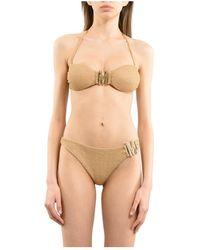 Moschino Swim Bikini - Naturel