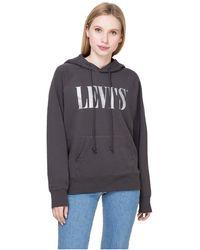 Levi's Hoodie - Grijs