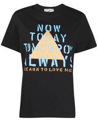 Coperni T-shirt - Zwart