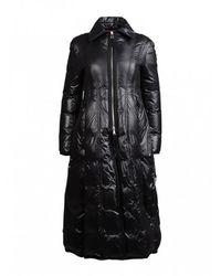 Moncler Liz Long Down Jacket - Zwart