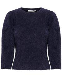 Gestuz Sweater Jisa Pullover - Blauw