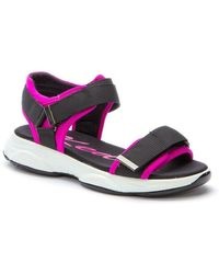 KEDDO Flat Sandals - Schwarz