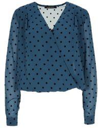 GAUDI Woman blouse - Bleu