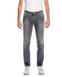 Re-hash Jeans Rubenz Slim Fit P015-1606 - Grijs