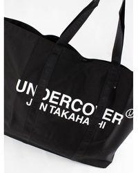 Undercover Shopper Bag Negro