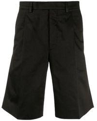 Prada Chino Shorts - Zwart
