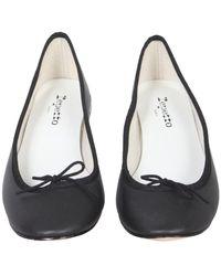 Repetto Cendrillon Ballerinas - Zwart