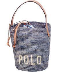 Ralph Lauren Bag 428 798023 - Blauw