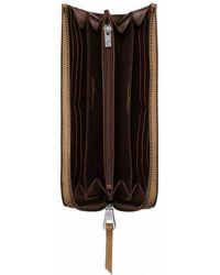 Longchamp Wallet Marrón - Neutro