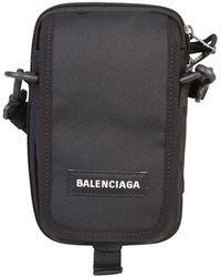 Balenciaga Explorer Tas - Zwart