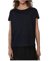 Acne Studios Eldora E Base Shirt - Zwart